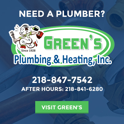 Green's Plumbing & Heating